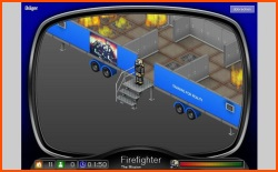 Screenshot des Spiels Dräger Firefighter - The Mission